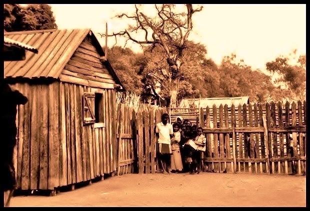 shy village