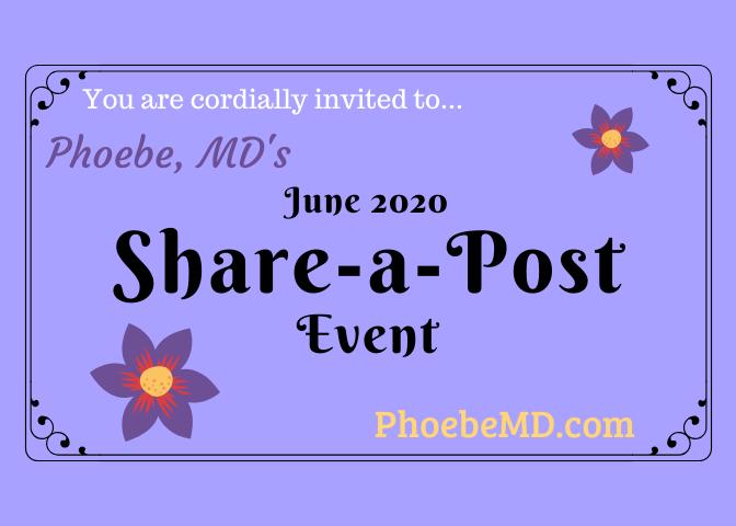 PhoebeMD Poetry Blog Meet and Greet